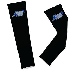 Hockey Printed Arm Sleeves Hockey Your Logo