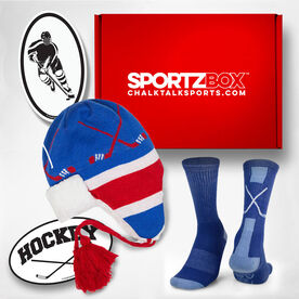 Hockey SportzBox Gift Set- Playmaker