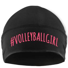 Beanie Performance Hat - #VolleyballGirl