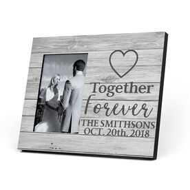 Personalized Photo Frame - Together Forever
