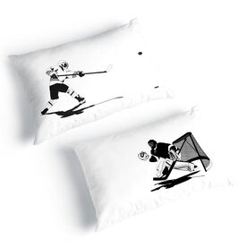 Hockey Pillowcase Set - Go For The Goal