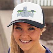 Baseball Trucker Hat Yeti