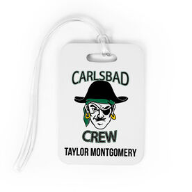 Crew Bag/Luggage Tag - Custom Logo