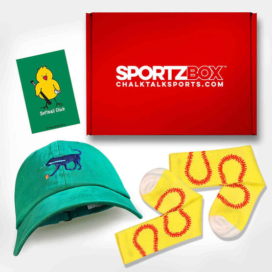 Softball SportzBox Gift Set - Double Play