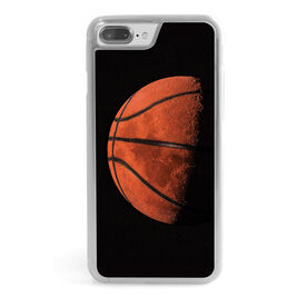 Basketball iPhone® Case - Up In The Sky