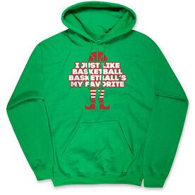 Basketball Standard Sweatshirt - Basketball's My Favorite