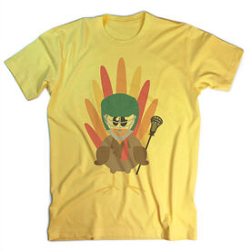 Guys Lacrosse Vintage T-Shirt - Turkey