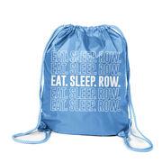 Crew Sport Pack Cinch Sack Eat. Sleep. Row.