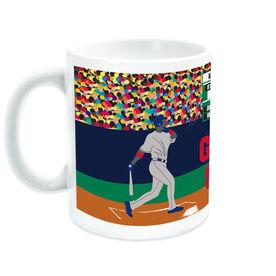 Baseball Coffee Mug Grand Slam Stadium