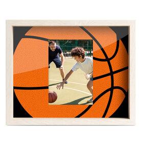 Basketball Premier Frame - Close Up Basketball