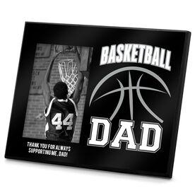 Basketball Photo Frame Basketball Dad