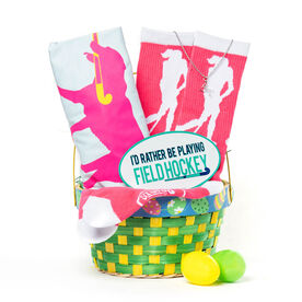 Field Hockey Easter Basket 2020 Edition