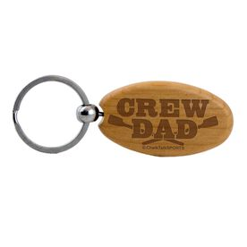 Crew Dad Maple Key Chain