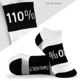 Socrates® Woven Performance Socks 110% (Black)