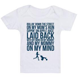 Running Baby T-Shirt - Laid Back