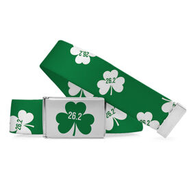 Running Lifestyle Belt 26.2 Shamrock