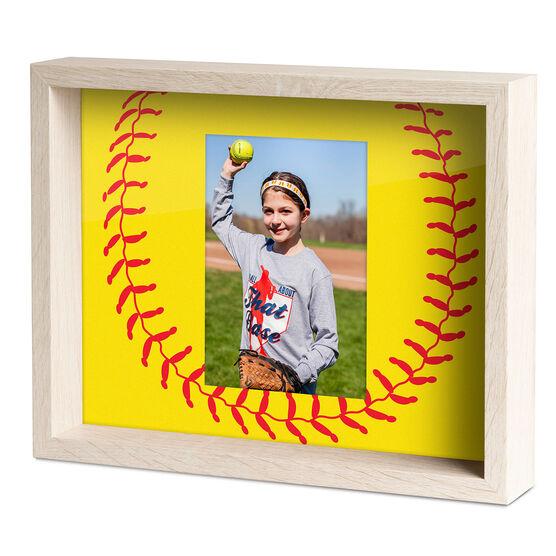 Softball Premier Frame - Stitches