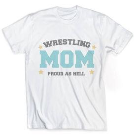 Vintage Wrestling T-Shirt - Wrestling Mom