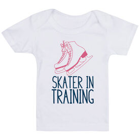Figure Skating Baby T-Shirt - Skater In Training