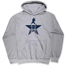 Softball Hooded Sweatshirt - Make History