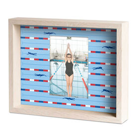 Swimming Premier Frame - Swimmers
