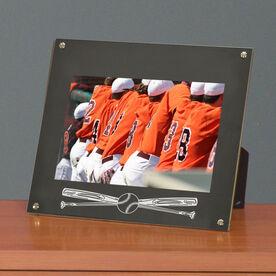 Baseball Photo Display Frame Baseball