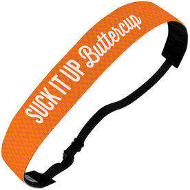 Running Julibands No-Slip Headbands - Suck It Up Buttercup