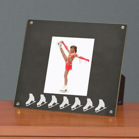 Figure Skating Photo Display Frame Figure Skates