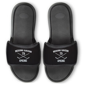 Hockey Repwell™ Slide Sandals - Custom Hockey