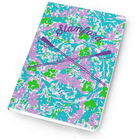 Crew Notebook Flower Power