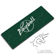 Baseball Hook Board Baseball Stamp