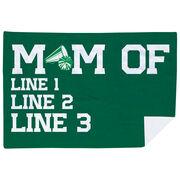 Cheerleading Premium Blanket - Personalized Cheer Mom