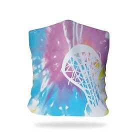 Girls Lacrosse Multifunctional Headwear - Stick with Tie-Dye RokBAND