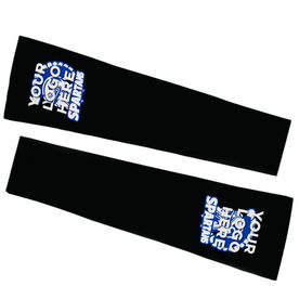 Track & Field Printed Arm Sleeves - Your Logo