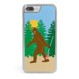 Guys Lacrosse iPhone® Case - Bigfoot