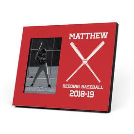 Baseball Photo Frame - Custom Baseball Bats