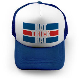 Hockey Trucker Hat - Hat Trick