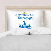 Personalized Pillowcase - Princess Castle