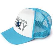 Hockey Trucker Hat - Dangle Snipe Celly