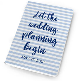 Personalized Notebook - Wedding Planning