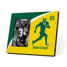 Football Photo Frame - Personalized Runningback