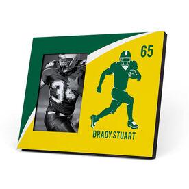 Football Photo Frame - Personalized Runningback