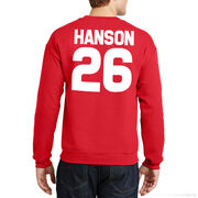 Football Crew Neck Sweatshirt - Number One Player (Football)