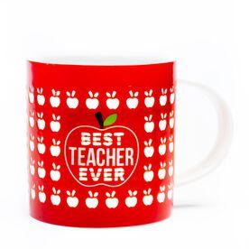 Soleil Home™ Porcelain Mug - Best Teacher Ever