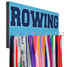 Crew Hooked on Medals Hanger - Word