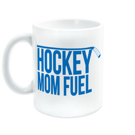 Hockey Coffee Mug - Hockey Mom Fuel