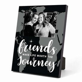 Personalized Photo Frame - Friends Journey