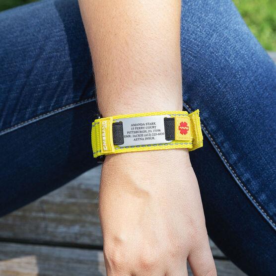Tech Nylon IDmeBAND Single Sided Bracelet