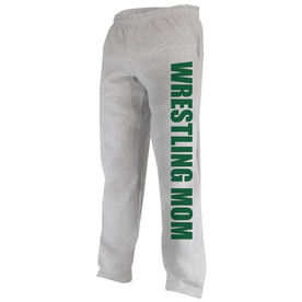 Wrestling Fleece Sweatpants Wrestling Mom