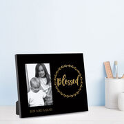 Personalized Photo Frame - Blessed